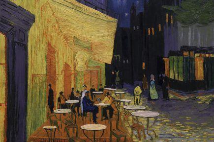 Het Kröller-Müller Museum met werken van Vincent Van Gogh