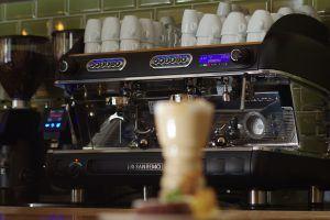 Lekkere koffie bij Kruller