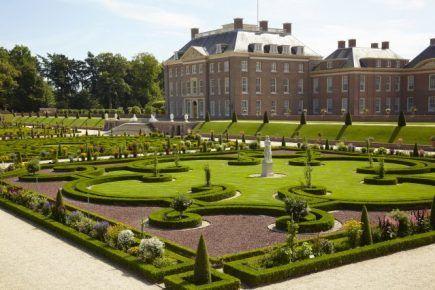 Paleis Het Loo in Apeldoorn, koninklijk genieten