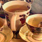 High Tea Grand Café Hotel Kruller