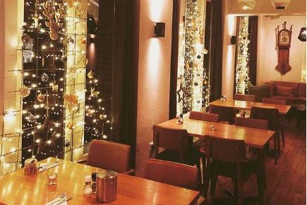 Kerst bij Grand Café Hotel Kruller