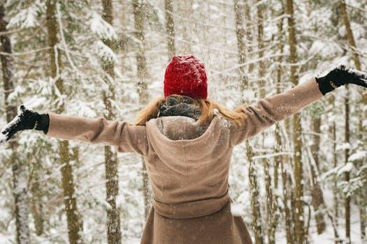 Genieten van de winter