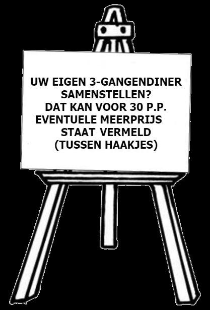 Schildersezel menu 2