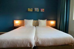 Hotelkamer Vincent