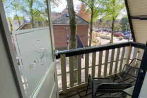 Kamer Vincent met balkonnetje